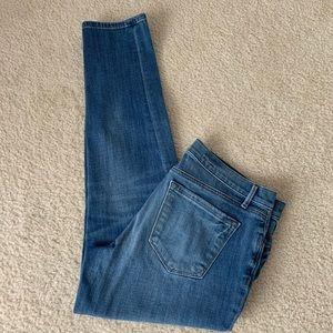 Loft relaxed skinny jean